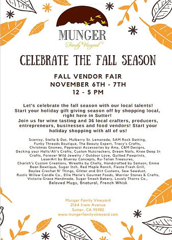 flyer with vendor list.JPG