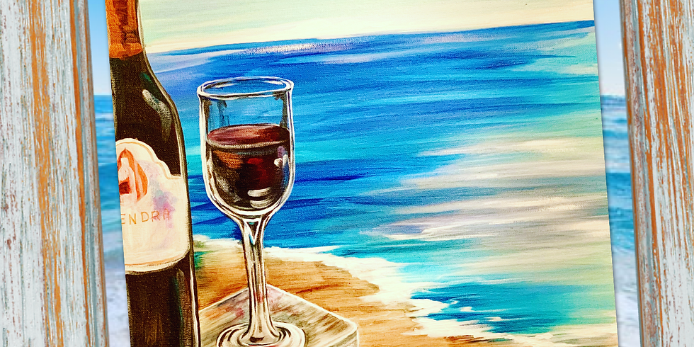 Sip & Paint with Christina May