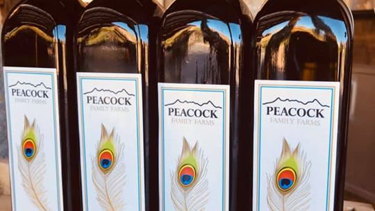 2018 Extra Virgin Olive Oil - Peacock Family Farms