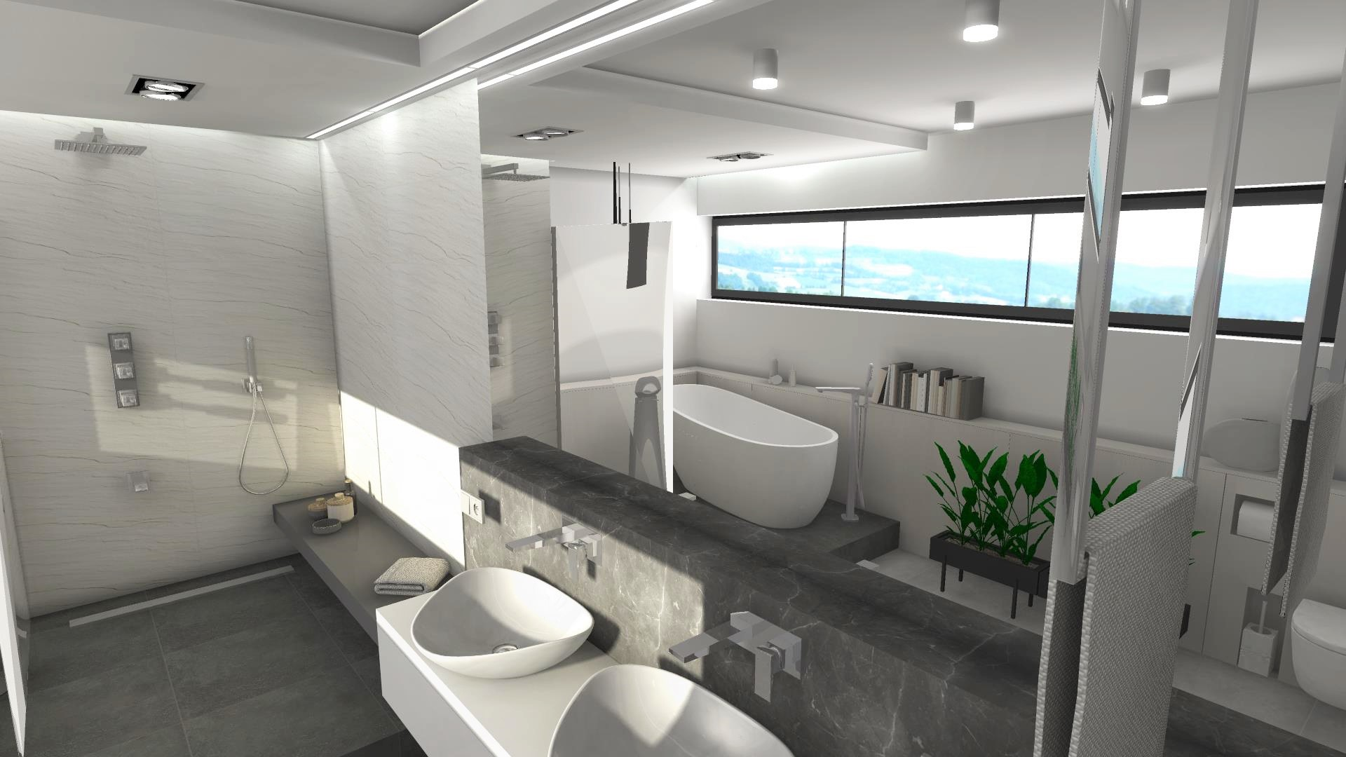 piękna_łazienka_proejkt _łazienka_lubin_designbox