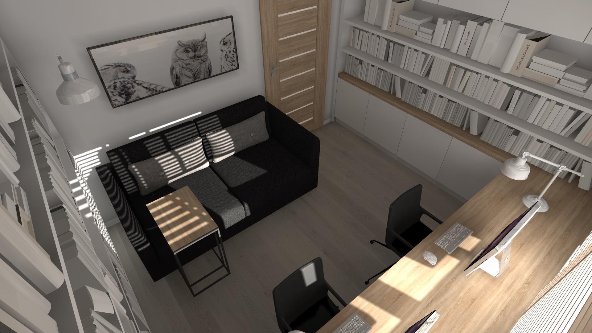 Domowy gabinet
