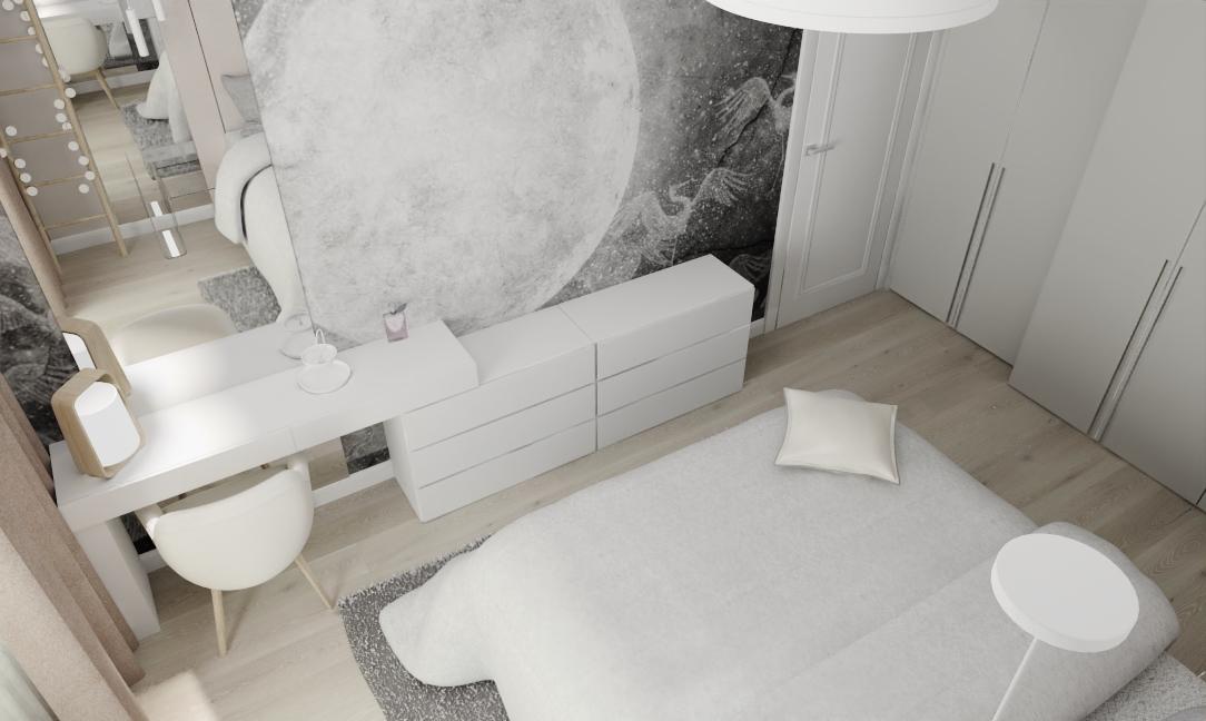 Księżycowa sypialnia
