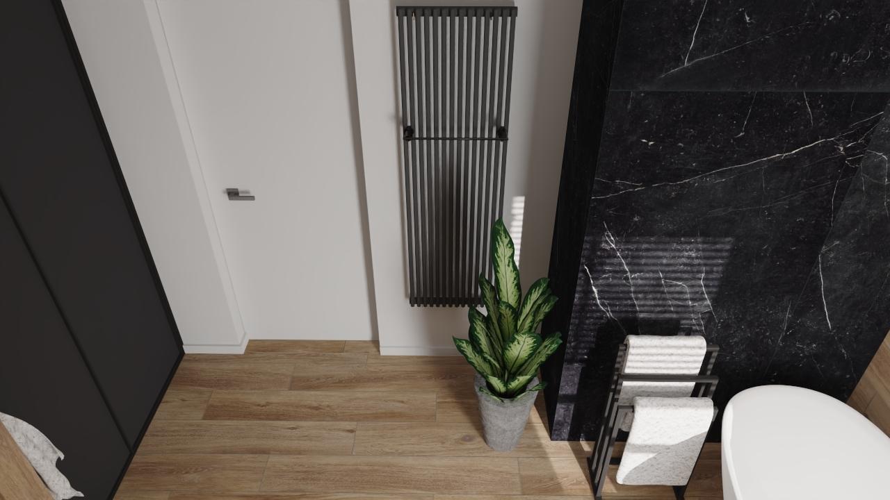 Łazienka w domu w Lubinie