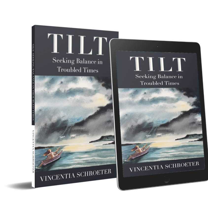 "Book Launch for ""Tilt: Seeking Balance Troubled Times"""