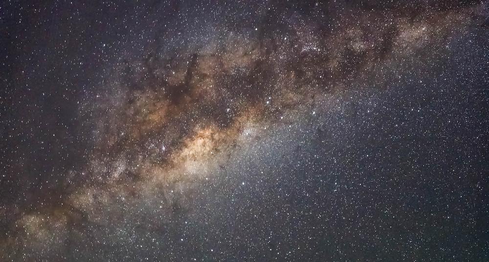 astrophotography, milky way, Sony DSLR
