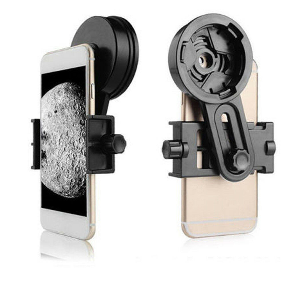 Similar type of smartphone to telescope adapter I had used in the past without much sucess.