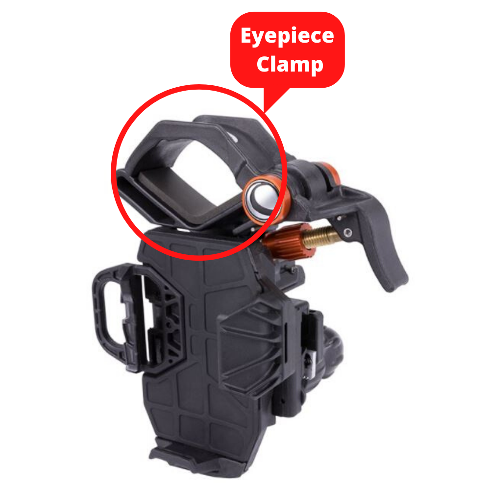 Celestron NEXYZ Mount, how it is used and how to attach it to your telescope or eyepiece.
