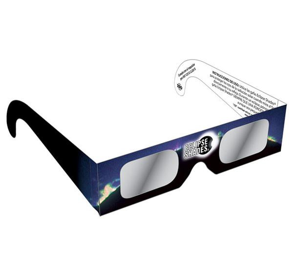 What Would You See On During A Solar And Lunar Eclipse From The Moons Surface? Solar Eclipse Glasses From Amazon
