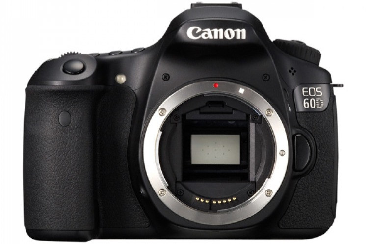 Canon 60D for Astrophotography