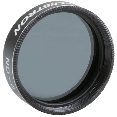 Neutral Density Filter for astrophotography, lunar observation through a telescope