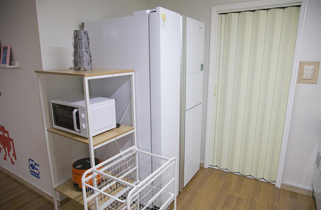 16 주방 냉장고