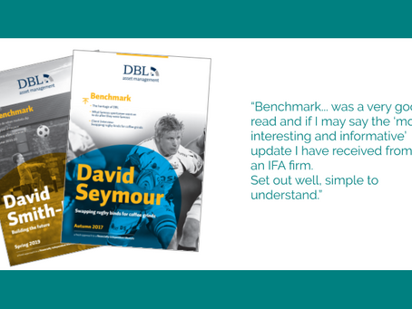 Copywriting - Regular communication with your clients: DBL's Benchmark