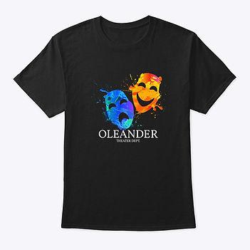 Oleander High Drama Tee