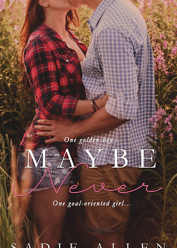 Maybe Never by Sadie Allen