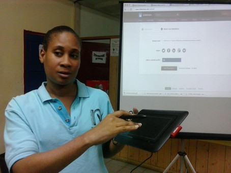 2D and 3D Seminar with Mona High/Rapid College/Jamaica College