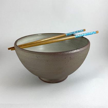 Stoneware Chopstick Bowls
