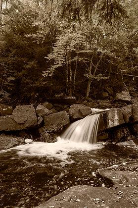 Falls on Sacandaga River #1