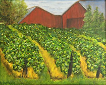 Red_Barn_Acrylic_Painting_no_frame_Barba