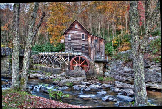 Glade Creek Mill #2