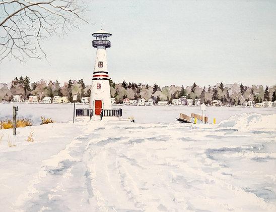 "Print, ""Celeron Lighthouse"""