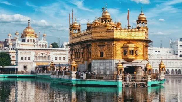 Golden Temple à Amritsar