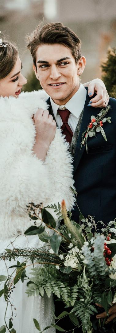 ROMANTIC RED WEDDING