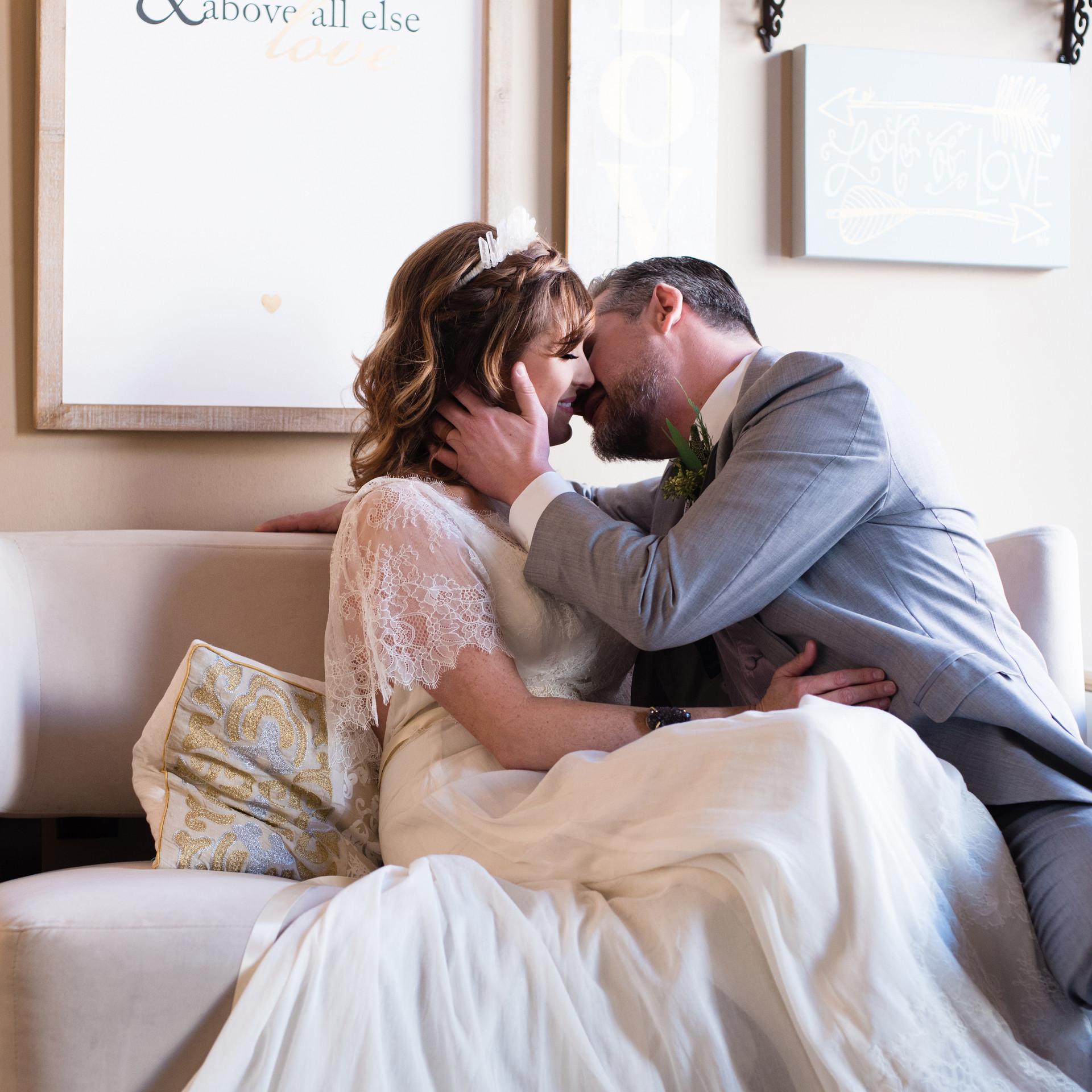 Earthy Gemstone Wedding