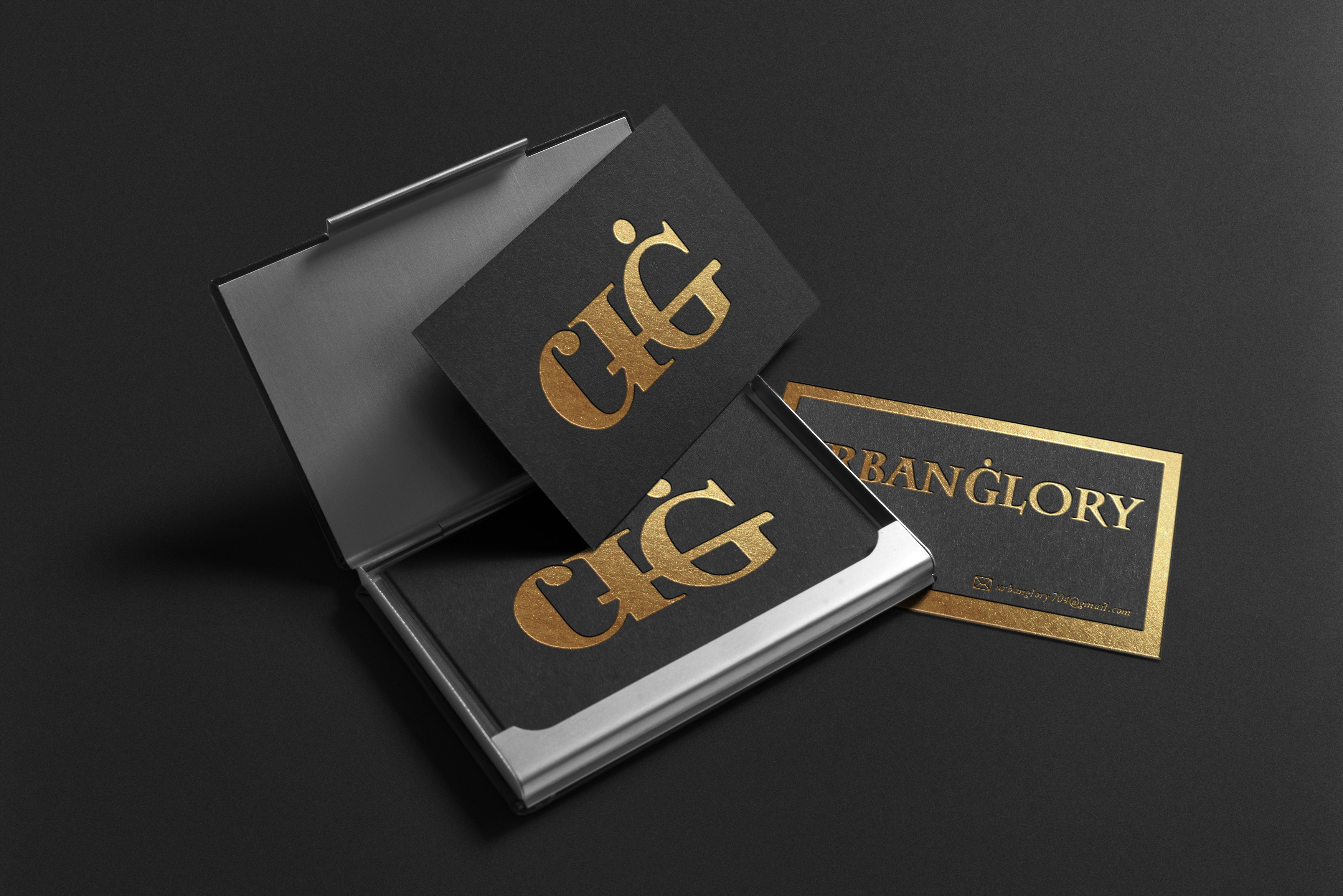 Urban Glory Business Cards