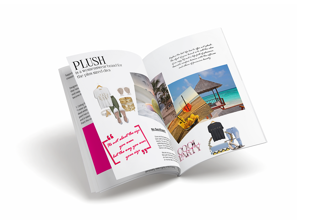 Brand Bible of Plush