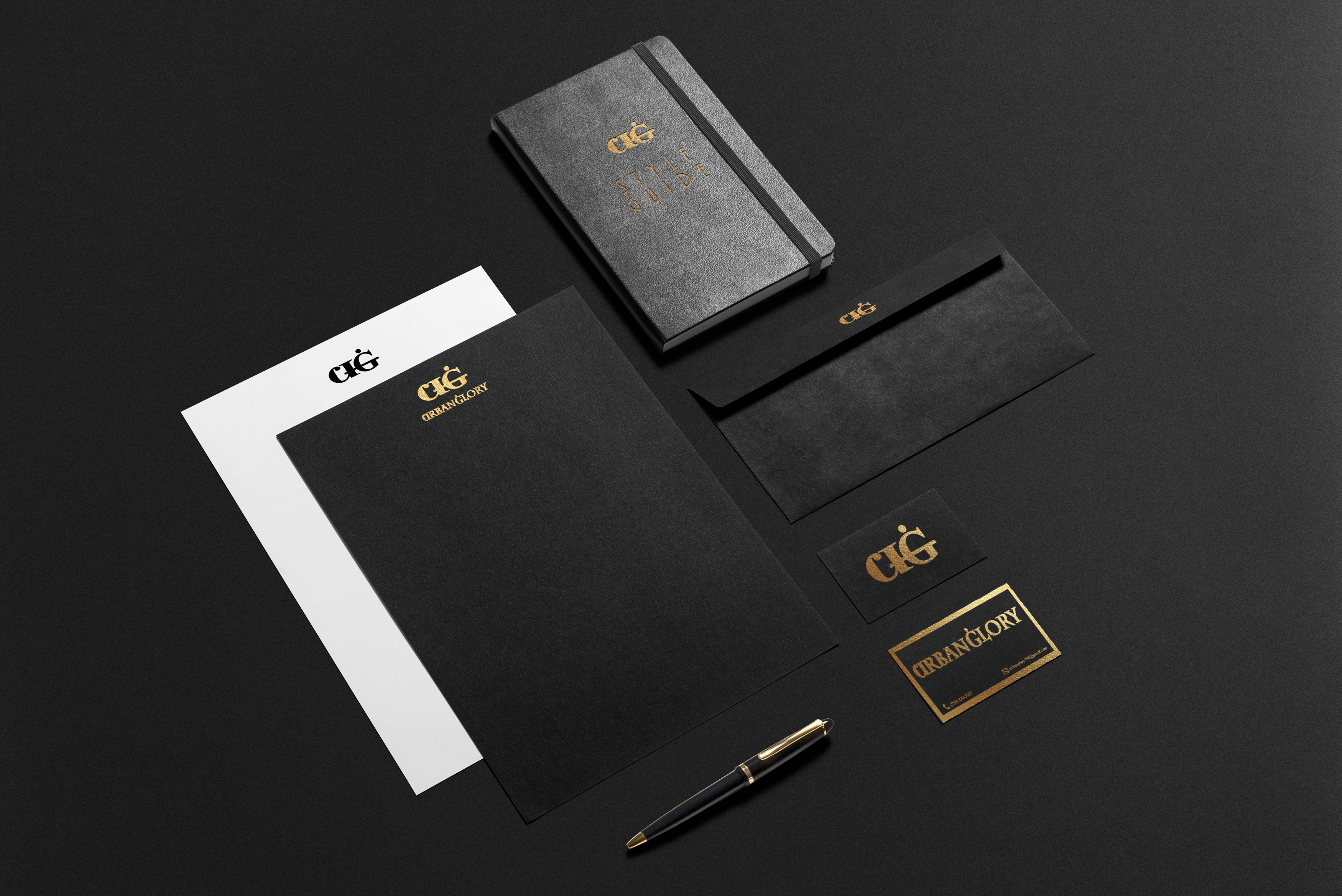 UG (Urban Glory) Stationary