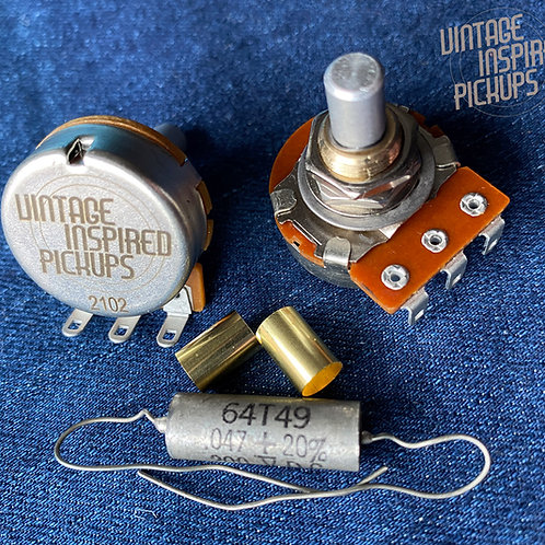 Telcaster® wiring kit