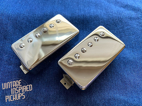 LOVERS™ set nickel VIPaf covers