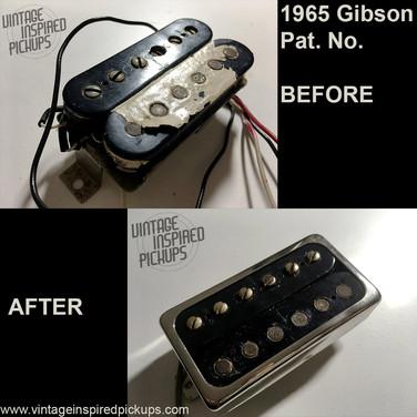 65 Gibson Pat. No. rescue