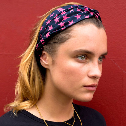 Star Silk Twist Headband