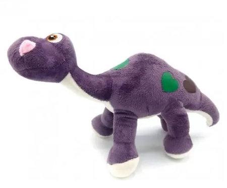 Brinquedo Pelúcia Dinossauro