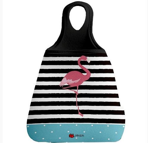 Lixeira Para Carro Flamingos