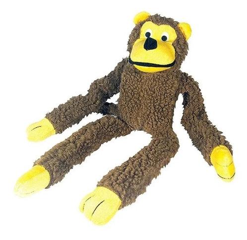 Brinquedo Pelúcia Macaco Com Apito