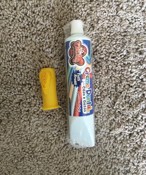 Kit Creme Dental + Dedal