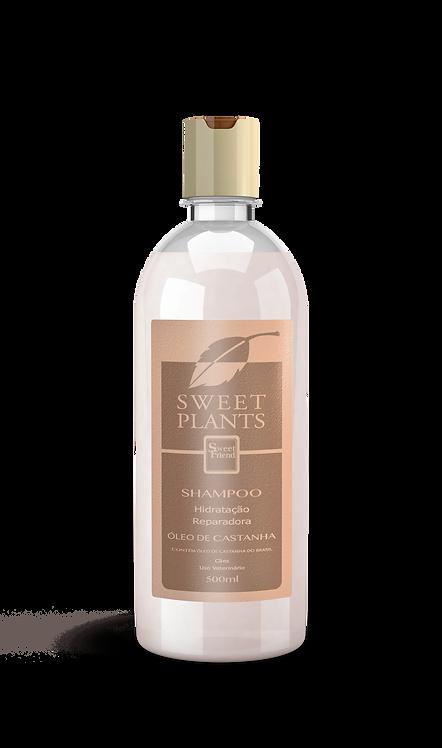 Shampoo Óleo de Castanha