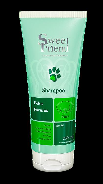 Shampoo Para Pelos Escuros