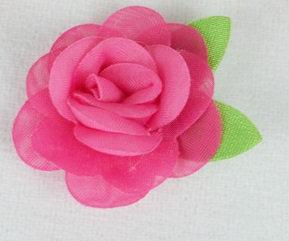 Laço Flor Pink