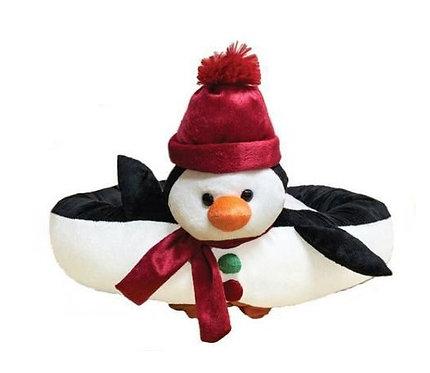 Cama Pelúcia Pinguim