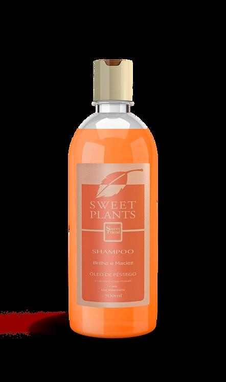 Shampoo Óleo de Pêssego