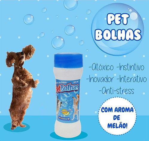 Pet Bolhas Aroma Melão
