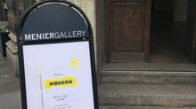 Exhibition in Menier Gallery