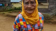 Renah Kemumu, Kerinci, Sumatra.