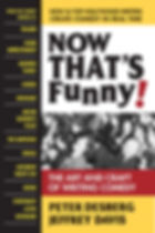 Now That's Funny book comedy writers