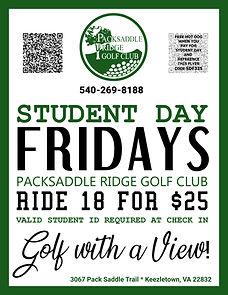 Packsaddle Ridge Golf - Massanutten Area - Harrisonburg, Virginia