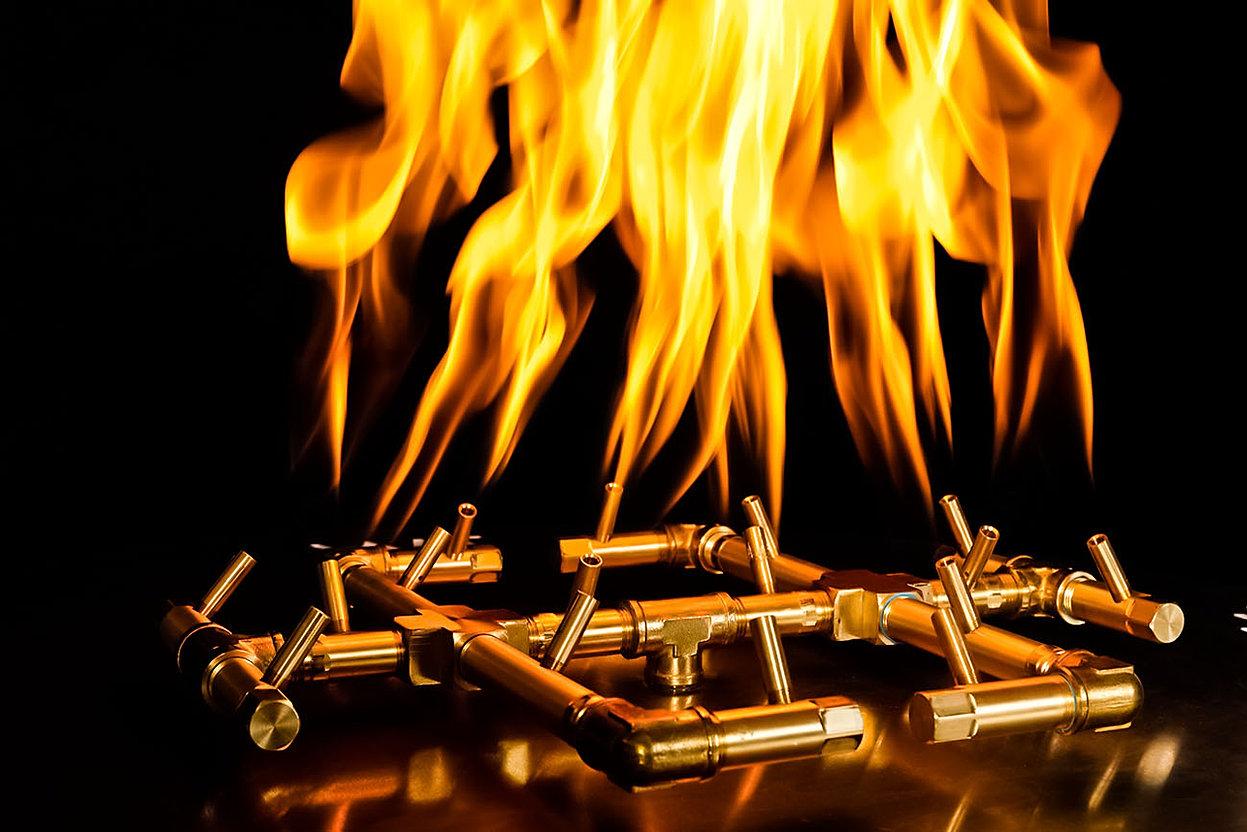 Fire Pit Burner Warming Trends Home United States