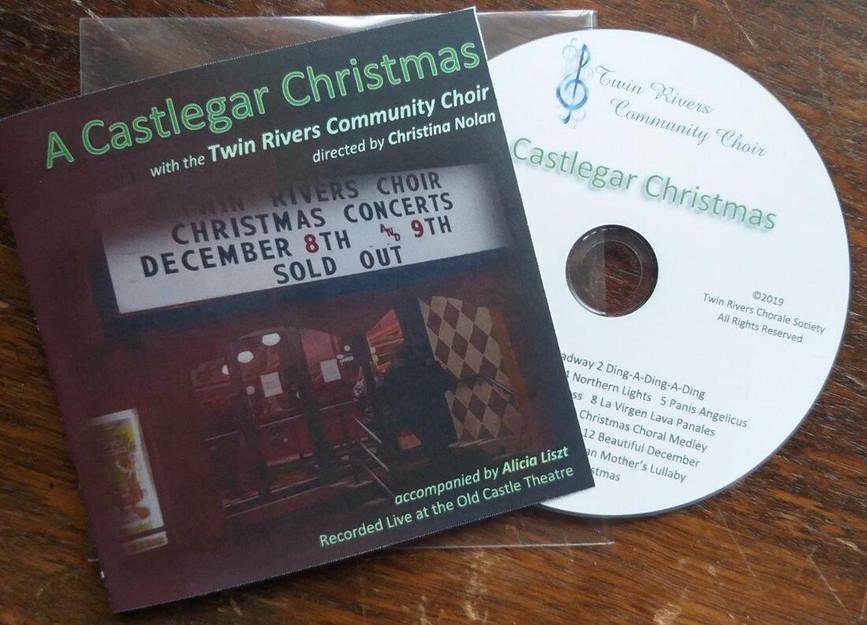 2019 Our Christmas CD!